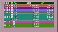 (住之江12R)第51回しぶき杯競走優勝戦 - Macと日本酒とGISのブログ