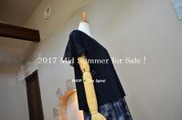 """2017Mid Summer for Sale !...8/10thu"" - SHOP ◆ The Spiralという館~カフェとインポート雑貨のある次世代型セレクトショップ~"