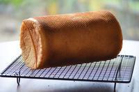 メッシュパンとチーズケーキ - ゆずぱん日記