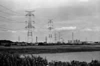 【21st Century Snapshotman 】鉄塔の水郷 千葉・手賀沼 (2017 6/9) - 写像的空間