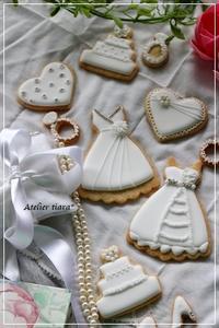 アイシングクッキークラス 体験レッスン - Atelier tiara