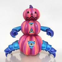 Pumpkin Crab - Beneath The harvest by Jim Mckenzie - 下呂温泉 留之助商店 入荷新着情報