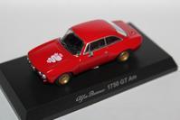 1/64 Kyosho Alfa Romeo 4 1750 GT Am - 1/87 SCHUCO & 1/64 KYOSHO ミニカーコレクション byまさーる