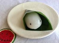 ヤフーマガジンで! - 簡単電子レンジで作れる和菓子 鳥居満智栄の和菓子日和