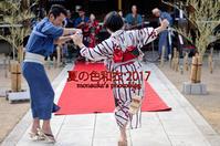 夏の色和衣 2017 - モンスケ'ず ふぉとぶろぐ