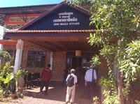 ベンメリア遺跡ツアー お昼ご飯 と バンブーライス     ベトナム→カンボジア→タイ 南部横断の旅 2017 - Hawaiian LomiLomi  ハワイのおうち 華(レフア)邸