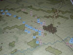 GMT「Clash of Giants:Civil War」を試してみる - マイケルの戦いはまだまだ続く