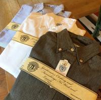THROUGH STITCH ボタンダウンシャツ MADE In New York - DIGUPPER BLOG