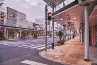 鳥取県鳥取市「栄町川外通り商店街」 - 風じゃ~