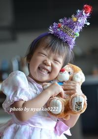 お気に入りのドレス - nyaokoさんちの家族時間