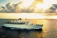 MS Dawn Princess (1988~1993年) - N.Eの玉手箱