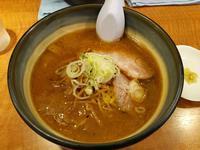麺屋 凪冴(札幌市豊平区美園3条7:2017年118杯目) - eihoのブログ