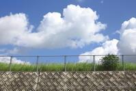 フェンス越しの青空 - *Any*