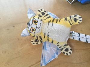 空飛ぶぬいぐるみはいかが? 虎 パンダ 猫 - 超小型飛行体研究所ブログ