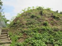 阿倍寺の近くの艸墓古墳 - 地図を楽しむ・古代史の謎