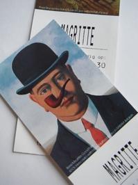 ルネ・マグリット美術館 - ベルギー 田舎季記