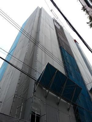 ザ・パークハウス上野プレイス建設中(その2) -