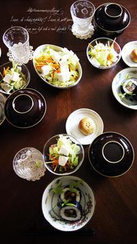 2017,06月 カフェシェソア。 - Cafe chez soi~小さな料理アトリエ mama's table