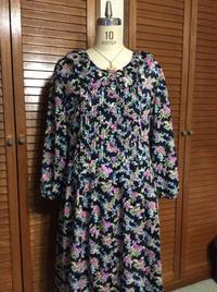 インポート綿のお洋服  完成しました - ハンドメイド  Atelier   maki