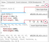 Chrome DevTools を使ってみよう (8) - At Studio TA