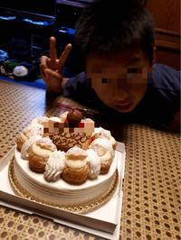 家族のお誕生日 - 榊原精密