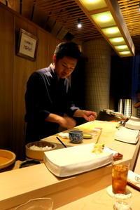 愛媛県 松山市 鮨いの  2日目 - KuriSalo 天然酵母ちいさなパン教室と日々の暮らしの事