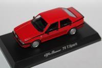 1/64 Kyosho Alfa Romeo 4 75 T.Spark - 1/87 SCHUCO & 1/64 KYOSHO ミニカーコレクション byまさーる