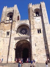 ポルトガル旅行記《リスボン: カテドラル、ロシオ広場、コメルシオ広場》 - The Big Apple 日記