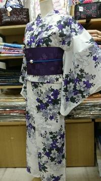 トルソーさんゆかたチェンジ! - たんす屋新小岩店ブログ