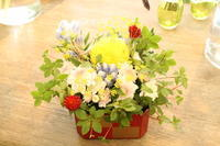 菊の節句 キッズレッスンのご案内 - 北赤羽花屋ソレイユの日々の花