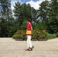 試作中のサコッシュ - Mizuaのハンドメイド日記