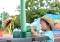 真夏のひらパー - nyaokoさんちの家族時間