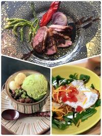 2017.7 美味しかったモノ☆ - Bijou Royal  *浜松市 カルトナージュ教室*