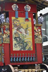 山鉾の飾り - バリ島大好き
