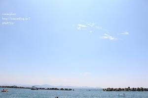 海水浴と夏休みの娘 - わたし時間