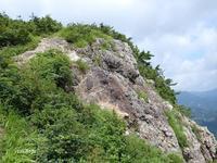 三方岩岳へ - 飛騨山脈の自然