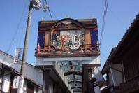 長浜市内を歩く - レトロな建物を訪ねて