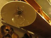 """""""1947'S US ARMY BASE LAMP SHADE""""ってこんなこと。 - THE THREE ROBBERS ってこんなこと。"""