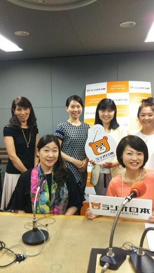本日ON AIR ラジオ日本 特別番組放送します! - オフィスオリーブ・スタッフブログ