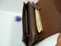 ファスナー 無 と 有  - 手縫い革小物 paddy の作品箱