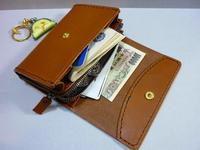 小財布・・ 2 種類   プレゼントに? - 手縫い革小物 paddy の作品箱