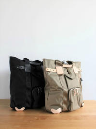 Hender Scheme functional back pack - 『Bumpkins putting on airs』