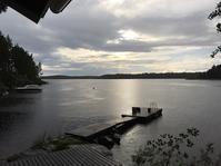 島に行ったら - フィンランドでも筆無精