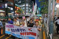新宿から安倍政治にサヨナラを! カメコレ - ムキンポの exblog.jp