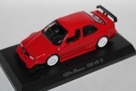 1/64 Kyosho Alfa Romeo 4 155 V6 Ti - 1/87 SCHUCO & 1/64 KYOSHO ミニカーコレクション byまさーる