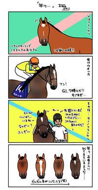 タニノフランケル - おがわじゅりの馬房