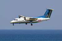 RAC DHC-8-100 最後の撮影? - 南の島の飛行機日記