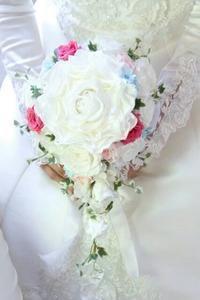 ブーケのリメイク☆ - お花とマインドフルネスな時間 ~花工房GreenBell~