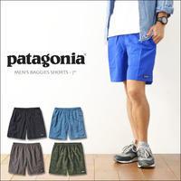 """patagonia [パタゴニア正規代理店] MEN'S BAGGIES SHORTS - 7""""[58033] メンズ・バギーズ・ロング 7インチ(股下18cm) MEN'S/LADY'S - refalt   ...   kamp temps"""