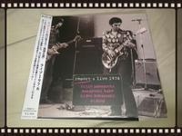 リゾート (山口冨士夫 + 加部正義) / ライヴ1976 - 無駄遣いな日々